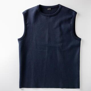 Jil Sander - 【美品】JIL SANDER カシミヤ ニット セーター ベスト 定価約10万