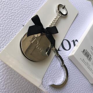 ディオール(Dior)のディオール Dior バックハンガー バックフック ノベルティ 非売品 レア(キーホルダー)