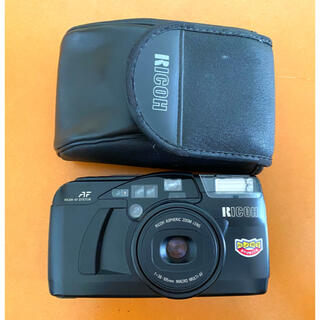 リコー(RICOH)のRICOH リコー MYPORT  SUPER ZOOM  カメラ(フィルムカメラ)