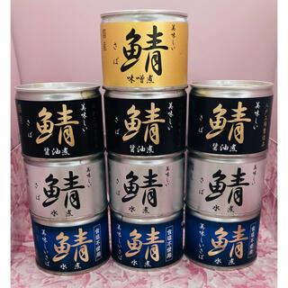 伊藤食品 あいこちゃん 鯖缶 10缶【国産】(缶詰/瓶詰)