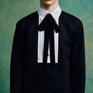 ミルクボーイ(MILKBOY)のTUCKED RIBBON SHIRTS  MILKBOY ミルクボーイ(Tシャツ/カットソー(七分/長袖))