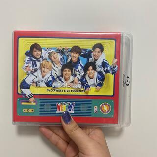 ジャニーズWEST - ジャニーズWEST LIVE TOUR 2019 WESTV! Blu-ray