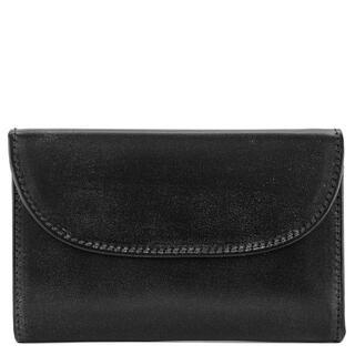 WHITEHOUSE COX - Whitehouse Cox 三つ折り財布 S1112 ブラック
