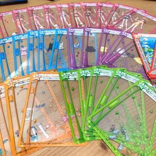 ショウガクカン(小学館)のきらりんレボリューション ミルフィーカード35枚セット(カード)