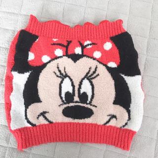 ディズニー(Disney)のディズニーリゾート 腹巻き ミニー M〜L(アンダーシャツ/防寒インナー)
