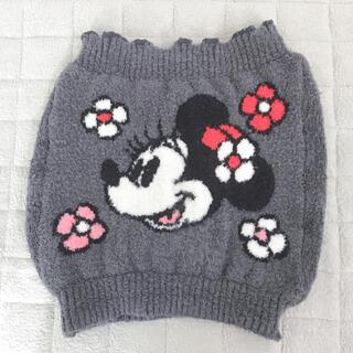 ディズニー(Disney)のディズニーリゾート ミニー 腹巻き M〜L(アンダーシャツ/防寒インナー)