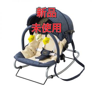 カトージ(KATOJI)のよっすぃ様用KATOJIベビーバウンサー NewYork・Baby デニム(その他)