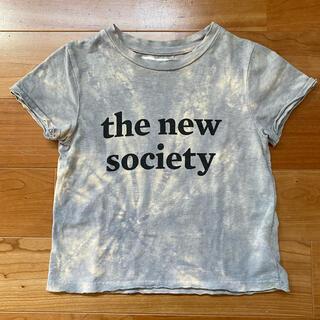 コドモビームス(こどもビームス)のthe new society タイダイ Tシャツ(Tシャツ/カットソー)