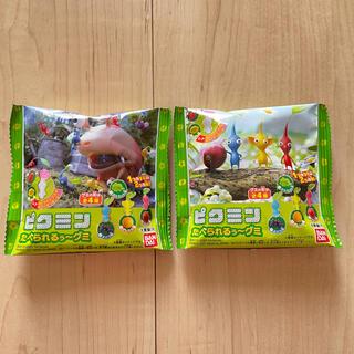 バンダイ(BANDAI)のピクミンたべられるぅ〜グミ★2つセット(菓子/デザート)