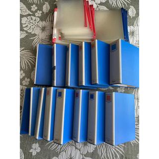 コクヨ(コクヨ)のA4ホルダー型セーフティボックス、B5ホルダー 14冊、Lホルダー150枚(ファイル/バインダー)