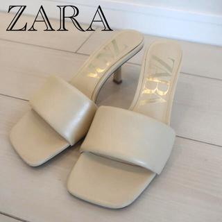 ZARA - ZARA サンダル