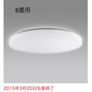 エヌイーシー(NEC)の8畳 シーリングライト(天井照明)