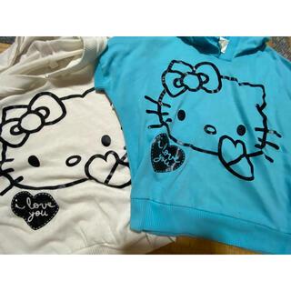 サンリオ(サンリオ)のキティTシャツ/寝巻きにオススメ(パジャマ)