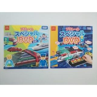 タカラトミー(Takara Tomy)のハッピーセット プラレール スペシャルDVD 2枚セット(キッズ/ファミリー)