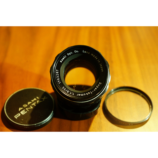 PENTAX - Super Takumar 55mm F1.8 アサヒペンタックス MF