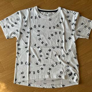 アンダーアーマー(UNDER ARMOUR)のアンダーアーマー レディース Tシャツ(Tシャツ(半袖/袖なし))