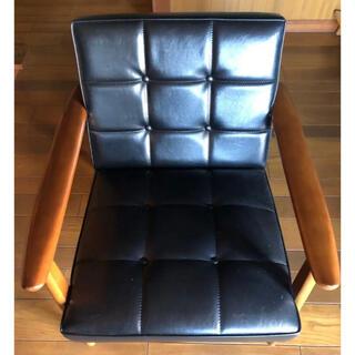 カリモク家具 - 美品 カリモク60  Kチェア