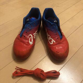 アシックス(asics)のアシックス サッカーシューズ スパイク 23.5センチ(シューズ)