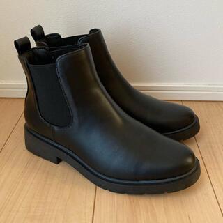 ユニクロ(UNIQLO)の◎kagetoraxx様専用◎ユニクロ サイドゴアブーツ 24cm(ブーツ)