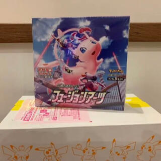 ポケモン(ポケモン)の新品未開封 ポケモンカード フュージョンアーツ 1box シュリンク付(カード)