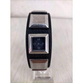 マークジェイコブス(MARC JACOBS)のMARC JACOBS(マークジェイコブス) コンチョデザインレザー腕時計(腕時計)