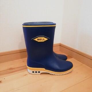 日本製 長靴 レインブーツ 21cm(長靴/レインシューズ)