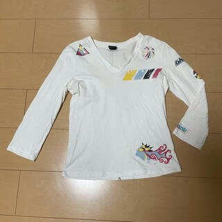 ディーゼル(DIESEL)の正規 ディーゼル シャツ 七部袖 ロンT(Tシャツ(長袖/七分))