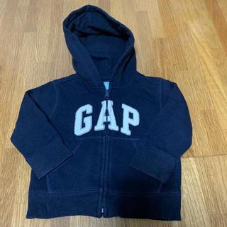 ベビーギャップ(babyGAP)の【90サイズ】GAP パーカー(パーカー)