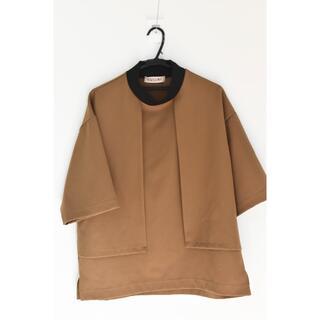 ステュディオス(STUDIOUS)のCULLNI 20AW モックネックカットソー(Tシャツ/カットソー(半袖/袖なし))