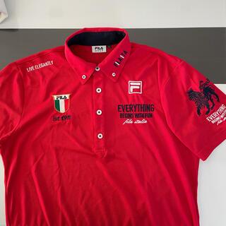 フィラ(FILA)のゴルフポロシャツ メンズ(ポロシャツ)