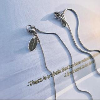 アネモネ(Ane Mone)のエムツーワン snake chain necklace(ネックレス)