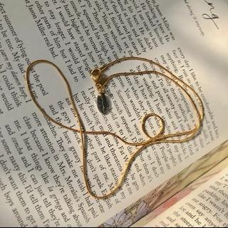 アネモネ(Ane Mone)のエムツーワン gold snake necklace(ネックレス)