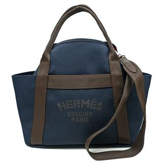 エルメス(Hermes)のエルメス  2WAYバッグ  サックドパンサージュ グルーム  C刻印(その他)