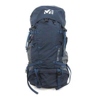ミレー(MILLET)のミレー SAAS FEE 30+5 リュックサック バックパック 紺 ネイビー(バッグパック/リュック)