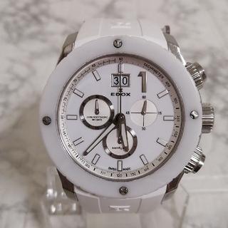 エドックス(EDOX)の《電池交換済み 》 EDOX 腕時計(腕時計(アナログ))