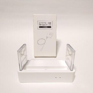 エヌイーシー(NEC)の美品 Speed Wi-Fi NEXT WX06 クレードル NAD36PUU(その他)