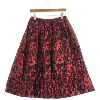 BLACK COMME des GARCONS - BLACK COMME des GARCONS ロング・マキシ丈スカート