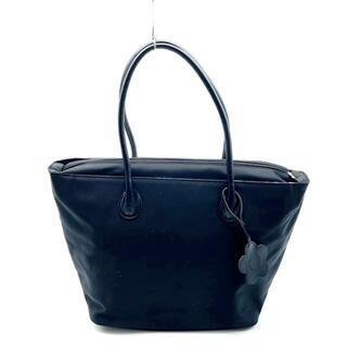 マリークワント(MARY QUANT)のマリークワント ハンドバッグ - 黒(ハンドバッグ)