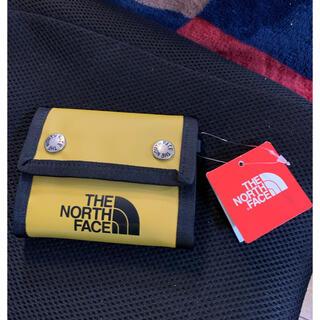 ザノースフェイス(THE NORTH FACE)のTHE north faceノースフェイス折りたたみ財布 未使用(折り財布)