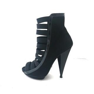 グッチ(Gucci)のグッチ ブーツ 7 1/2 レディース - 347556(ブーツ)