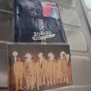 ジャニーズ(Johnny's)の滝沢歌舞伎2020 初回盤+ポストカード(アイドル)