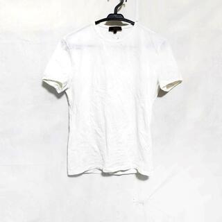 ロエベ(LOEWE)のロエベ 半袖Tシャツ サイズS レディース 白(Tシャツ(半袖/袖なし))