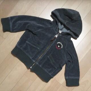 ダブルビー(DOUBLE.B)のミキハウス ダブルビー キッズ 子供服 パーカー 80cm(ジャケット/コート)