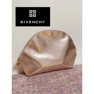 GIVENCHY - 【未使用品】ジバンシー(GIVENCHY)メタリックピンクポーチ