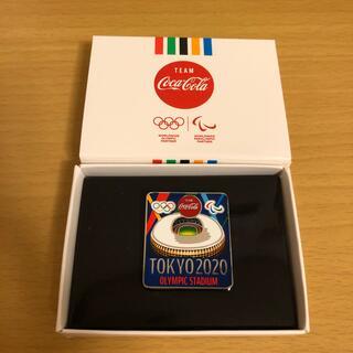 コカ・コーラ - コカコーラ ピンバッジ