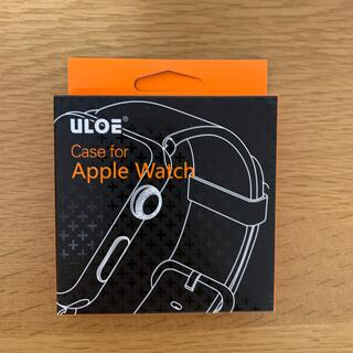 アップルウォッチ(Apple Watch)のULOE Case for Apple Watch 44mm対応(モバイルケース/カバー)