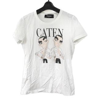 ディースクエアード(DSQUARED2)のディースクエアード 半袖Tシャツ サイズM -(Tシャツ(半袖/袖なし))