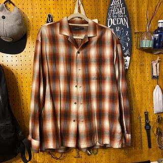 レイジブルー(RAGEBLUE)のレイジブルー Lサイズ チェックシャツ(シャツ/ブラウス(長袖/七分))