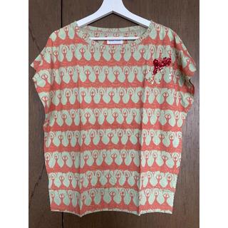 ツモリチサト(TSUMORI CHISATO)のTSUMORI CHISATO バレリーナ Tシャツ(Tシャツ(半袖/袖なし))