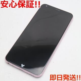 LG Electronics - 超美品 DM-01K ピンク 本体 白ロム